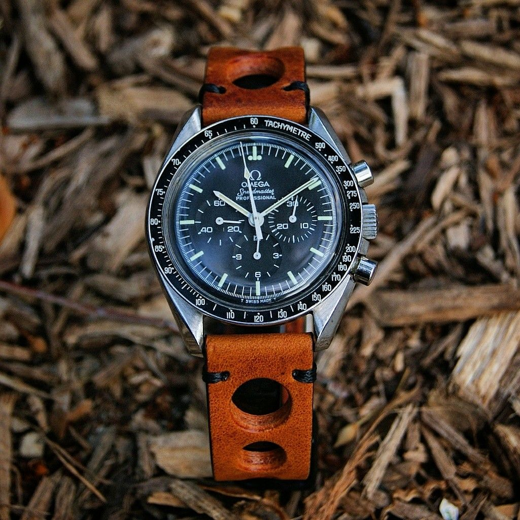 #SpeedyTuesday with the Speedy on a #bandrbands Cognac Classic Vintage Rallye Strap