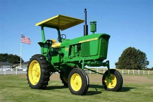 John Deere 4010 High Crop