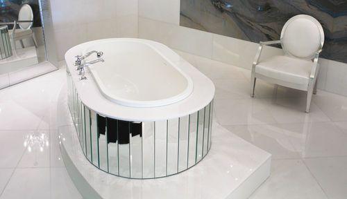 Vasca Da Bagno Ovale Incasso : Victoria albert vasche da bagno da incasso ovali bath