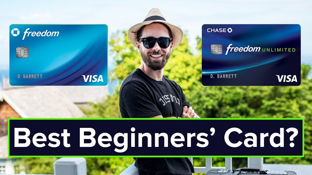 Chase Freedom Vs Unlimited Best Beginners Credit Card 2018 Best Travel Credit Cards Chase Ultimate Rewards Travel Cards