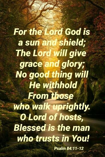 Image result for image psalm 84:11
