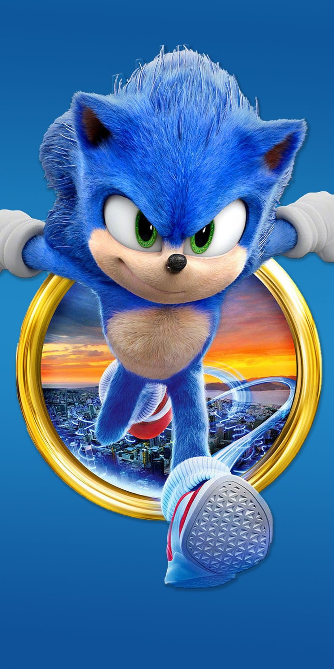 1080x2160 Movie Of 2020 Sonic Wallpaper En 2020 Arte Erizo Sonic Fotos Fiestas De Cumpleanos De Sonic