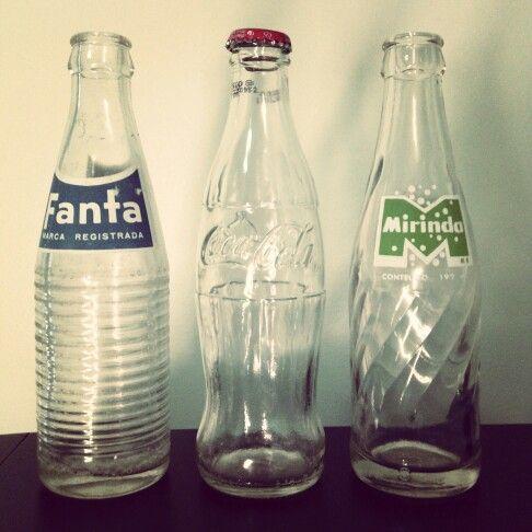 Fanta- Coca-Cola - Mirinda
