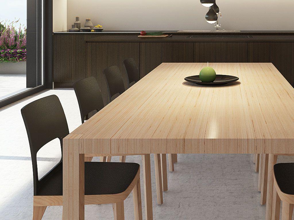 Lamelle Colle Multiligne Bureau Furniture Kitchen Et Wood