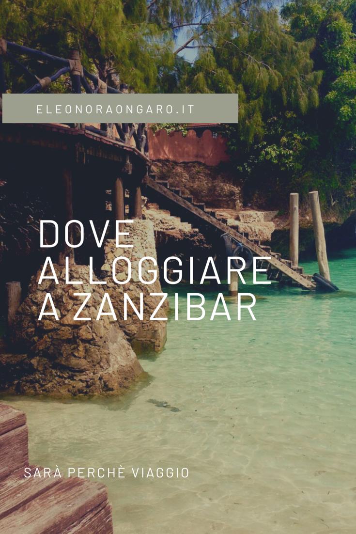 La scelta su dove soggiornare a Zanzibar non è semplice, a ...