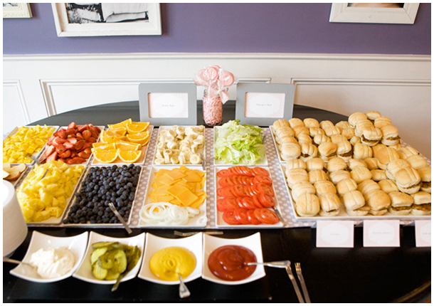 Make your own_____ (food stations | Wedding, Pulled pork ...