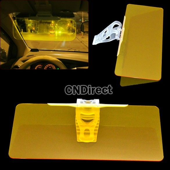 3.50 Anti-glare Sun Visor Extension Clip Shield Car Flip Adjustable For  Driving (SD 1e6a4086d62