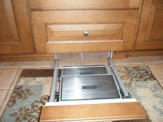Under Cabinet Pull Out Step Stool Forever House