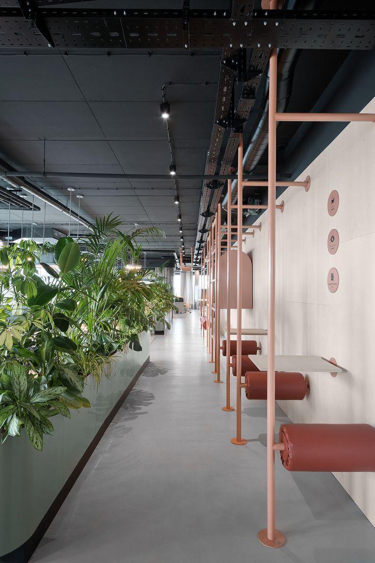 Stylepark Autoren Belgrad Office Innen büro