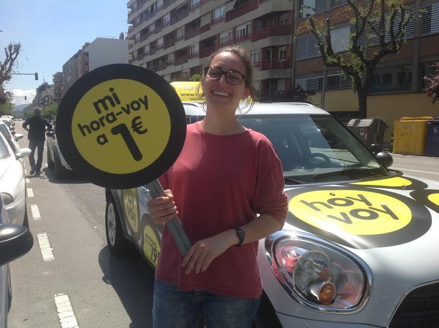 hora-voy de la setmana CATERINA!#hoyvoy #autoescuela #granollers