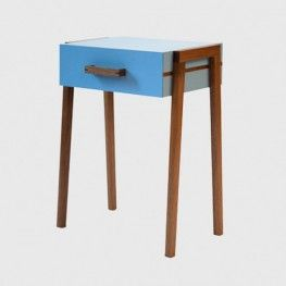 YOUNG & NORGATE ANIMATE BEDSIDE TABLE