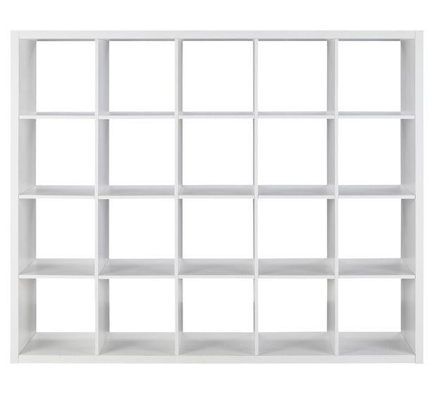 Matrix 20 Cube Shelf L 144cm X D 39cm X H 178cm $279