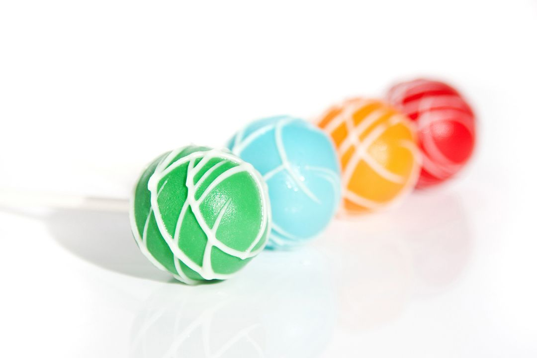 Fun bright colored cake pops!    http://www.fancyflours.com/category/Cake-Pop-Supplies