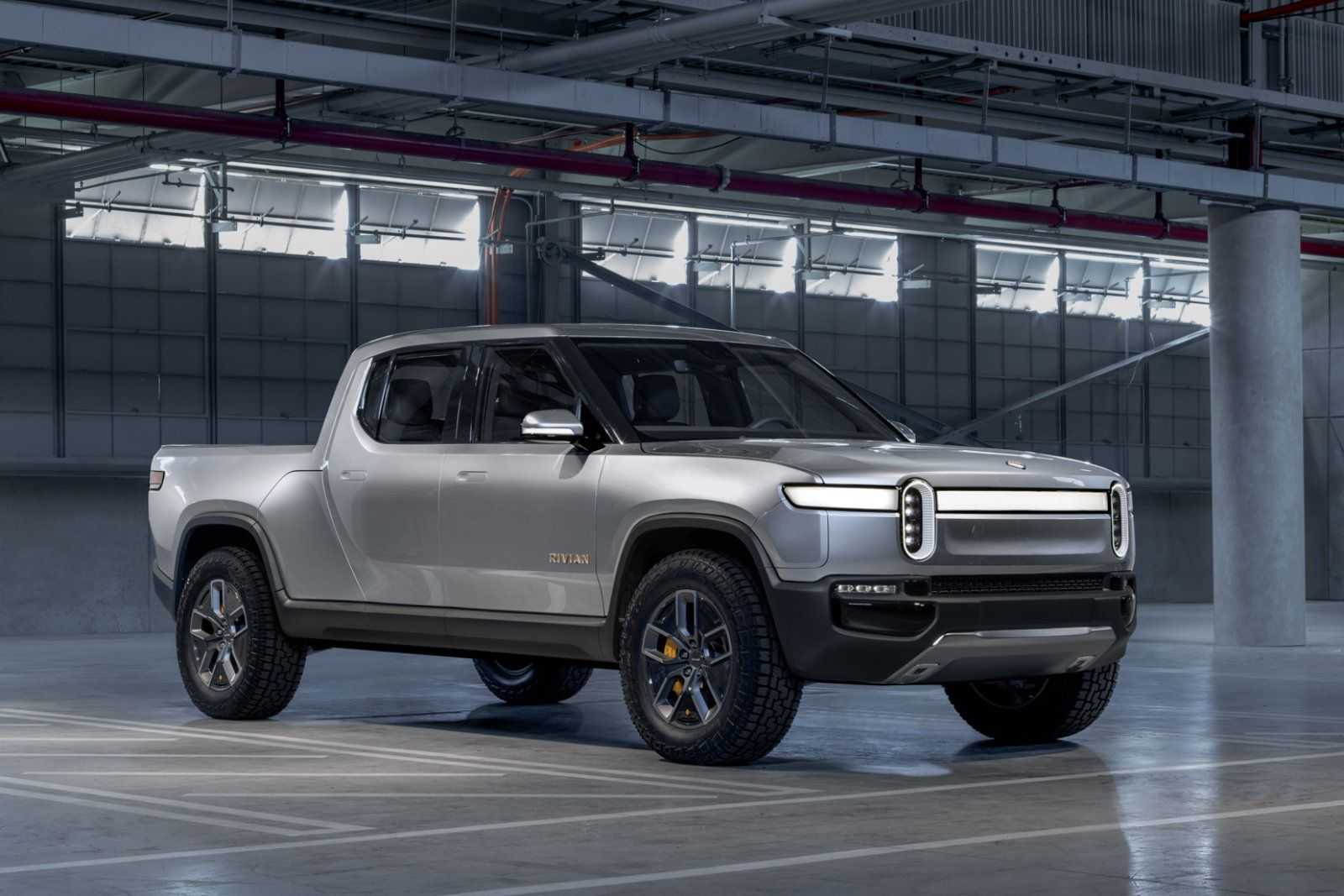 Amazon And Gm May Invest In Rivian S Electric Pickup Trucks