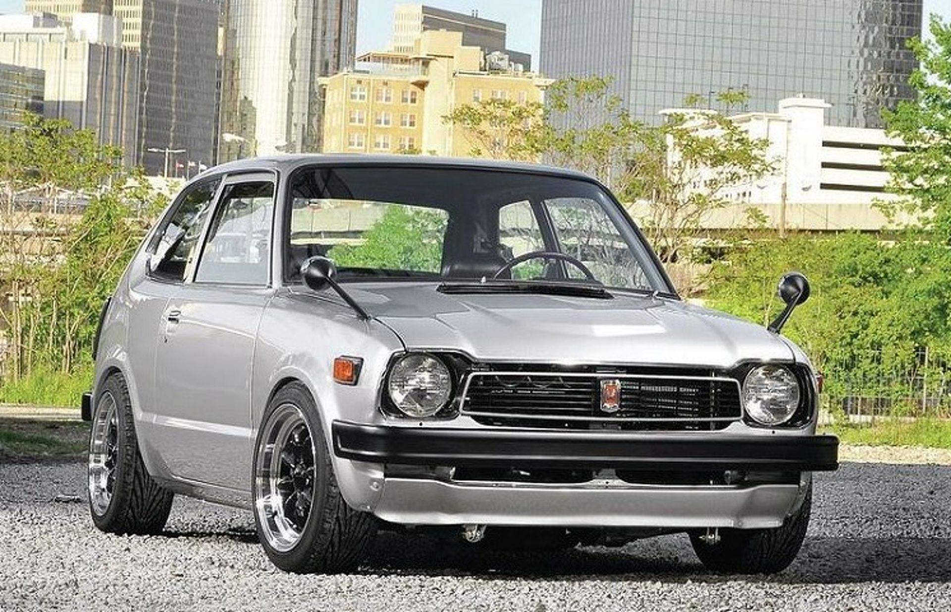 Home by year 1979 cars 1979 trucks car pictures - This Car Started Its Life As A Humble 1979 Honda Civic But A Six Year Build Has Turned It Into A Demon Of A Car It Now Sports A Honda Twin Cam That