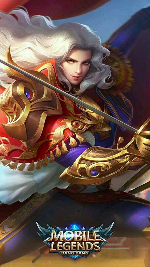 Lancelot Royal Matador Gambar Karakter Desain Karakter Game Animasi