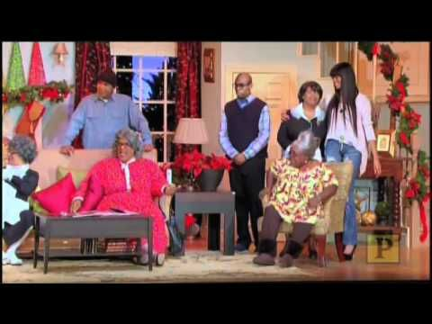 Madea Christmas Full Play.Bloopers From A Madea Christmas With Tyler Perry Blooper