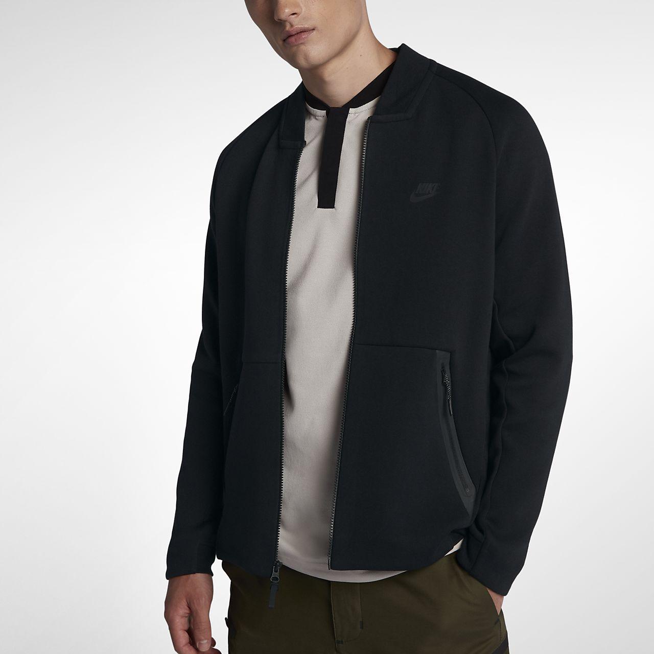 Nike Sportswear Tech Fleece Men's Varsity Jacket XS | Nike