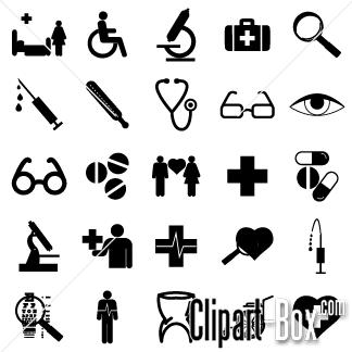 Clipart Medical Icons Medical Icon Medical Symbols Flat Icon