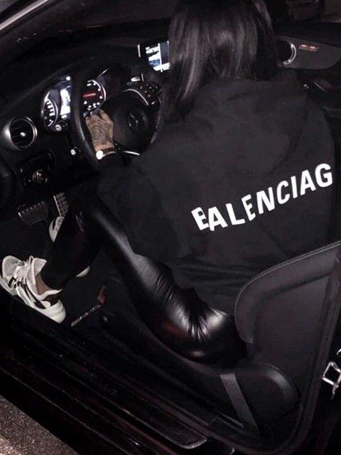 Balenciaga Sneaker #fashion, #style, #shoes, #girl, Balenciaga, and car #GetTheLook