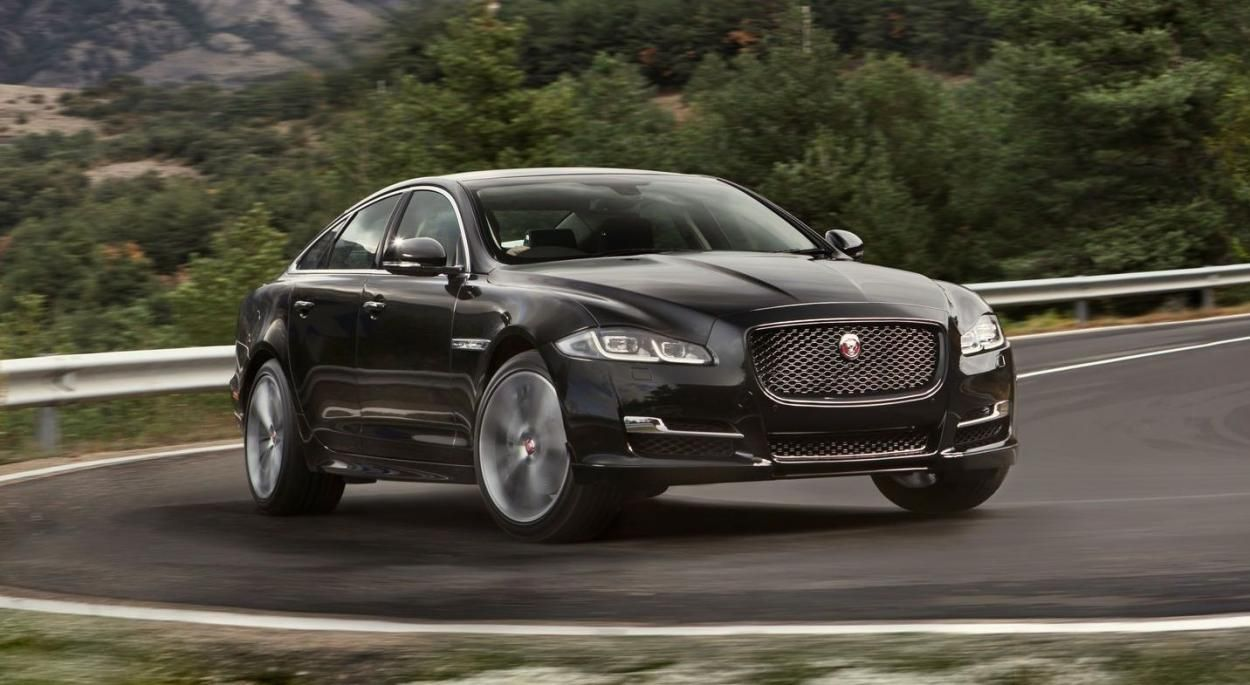 2017 Jaguar Xj Release Date And Price Black Jaguar Car Jaguar