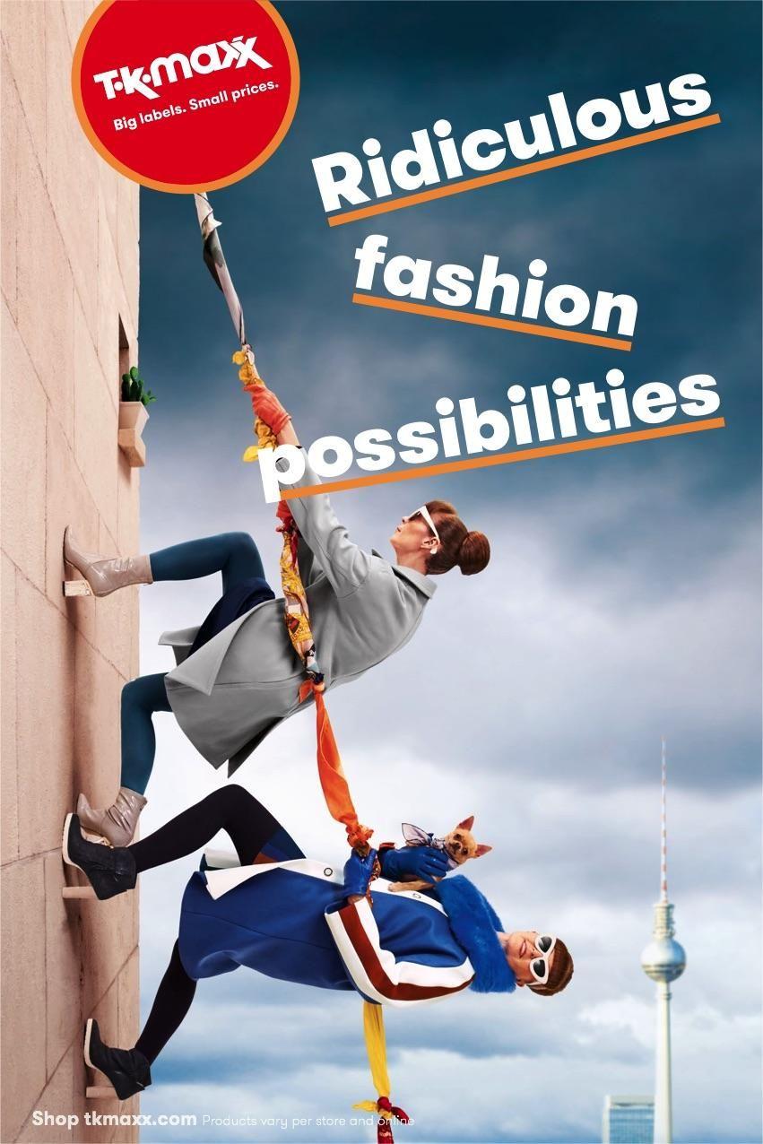 Tk Maxx Knitwear Homeware Fashion 3 Trabalhos