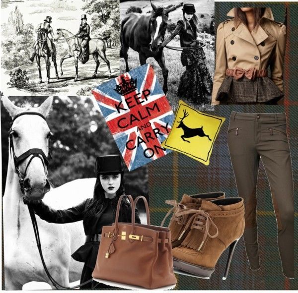 """""""British Heritage..."""" by kimearls on Polyvore"""