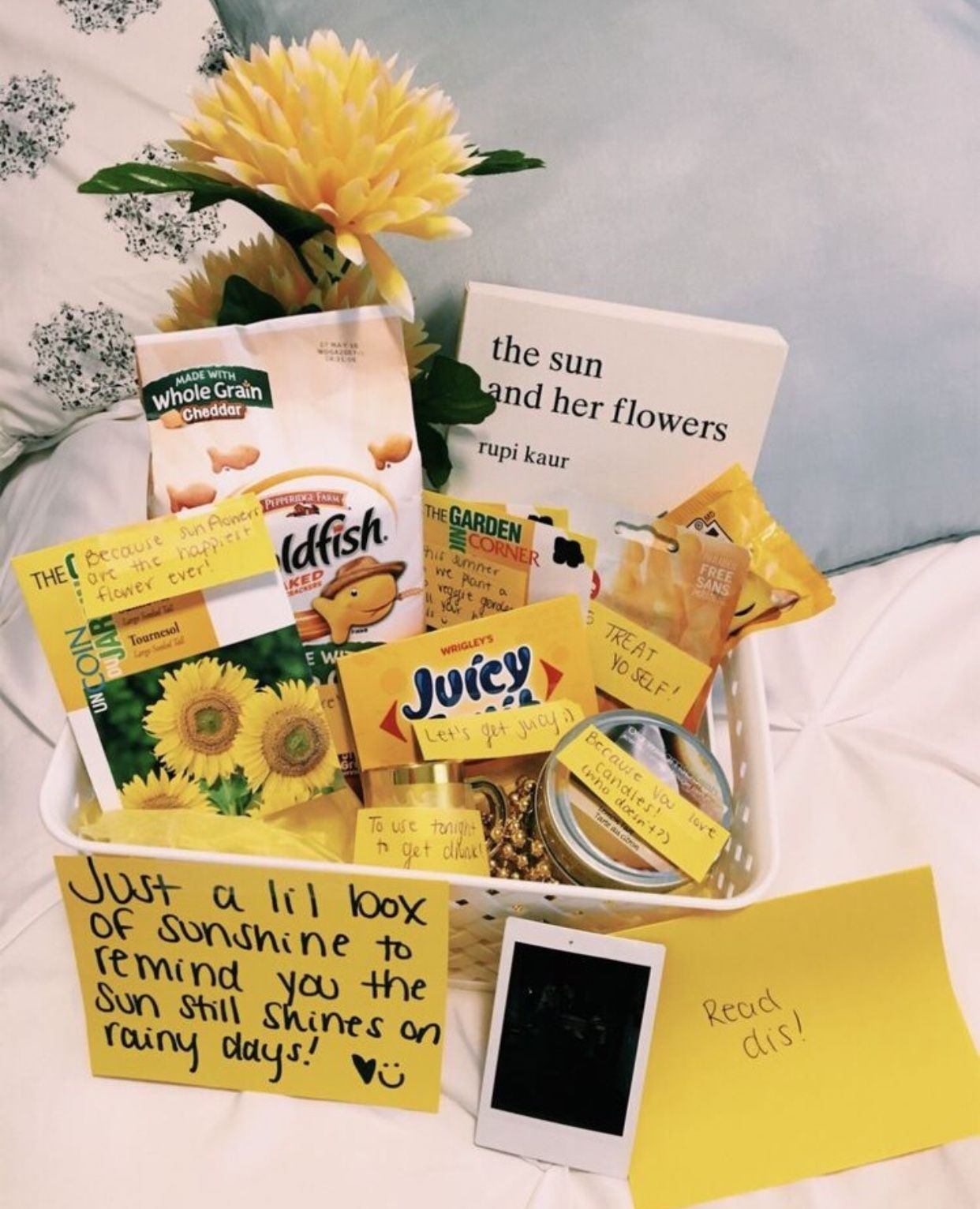 Pinterest carolinefaith417 ★ Cute birthday gift