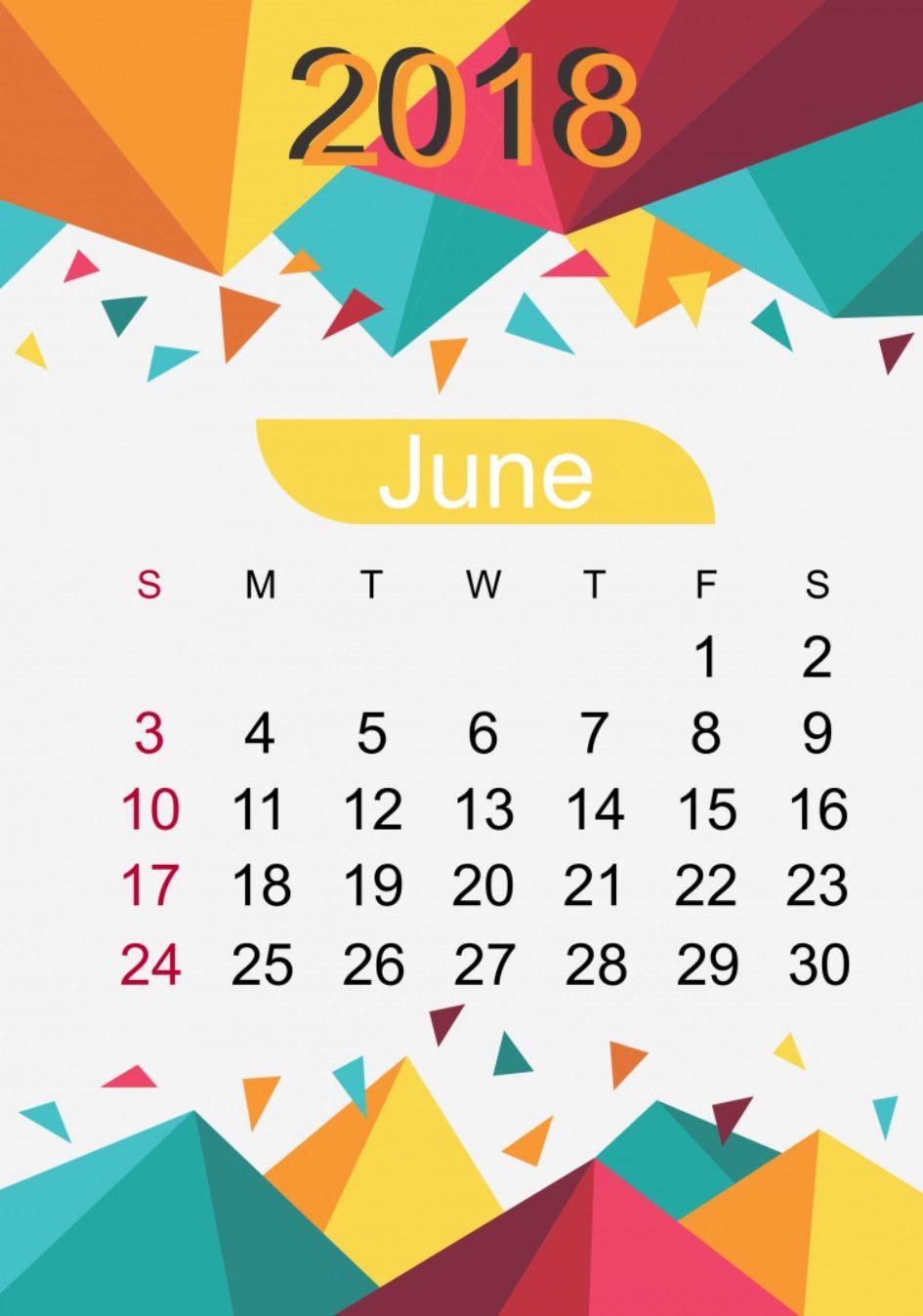 june 2018 hd calendar designsjpg 9451348 pixels