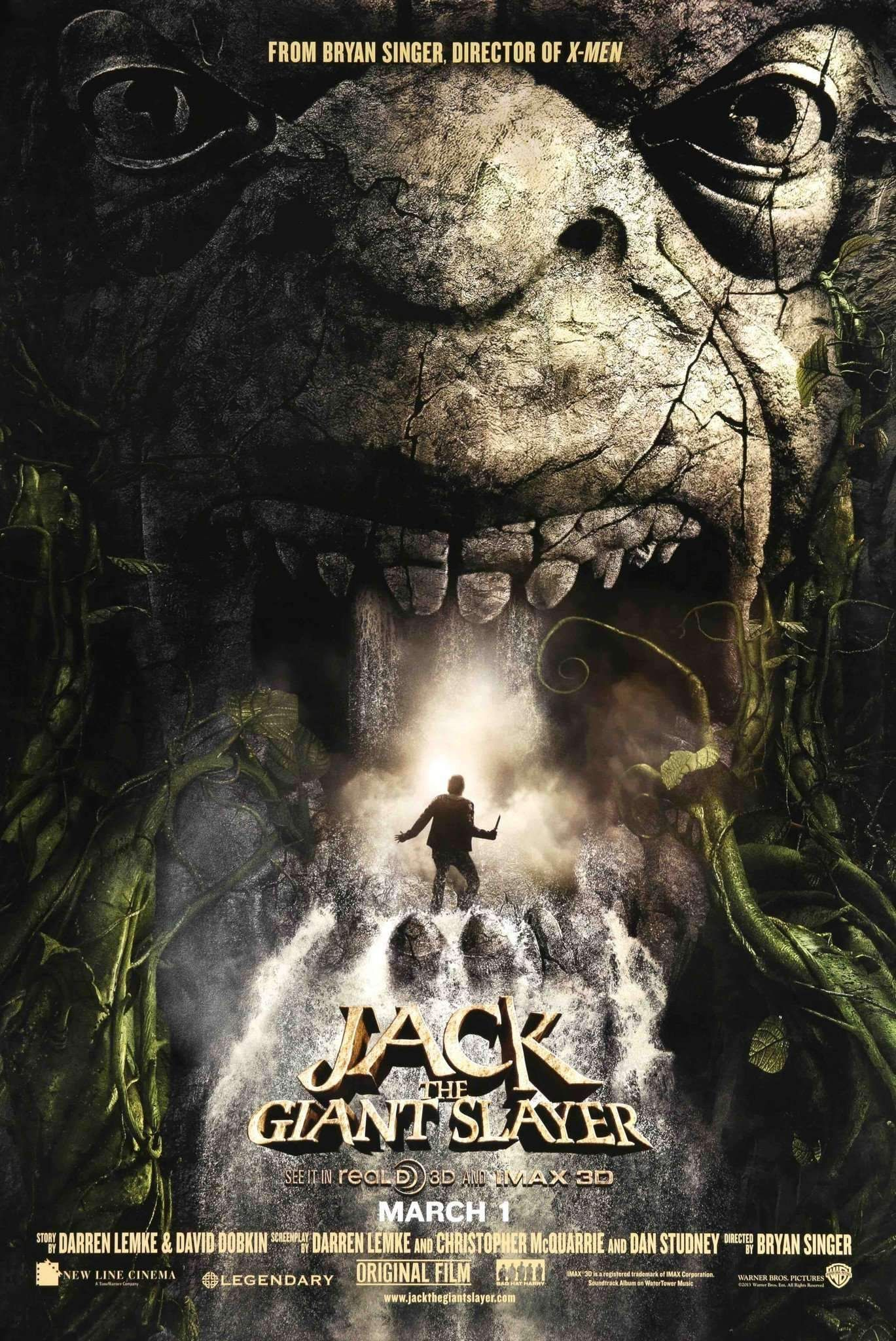 Jack The Giant Slayer 2013 In 2020 Jack The Giant Slayer Movie Posters Free Movies Online