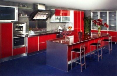 Decoracion de cocinas modernas