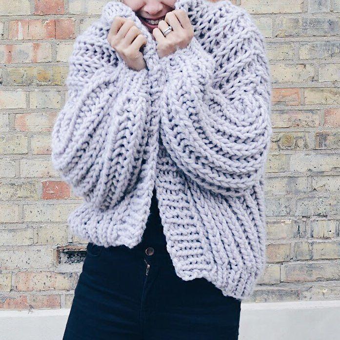 Free pattern for this brioche knit cardigan -- KNIT SAFARI ...