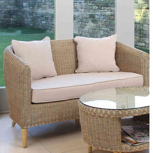 wicker sofa uk hot pink sectional havana summer house or conservatory modern 415 00 www candleandblue co