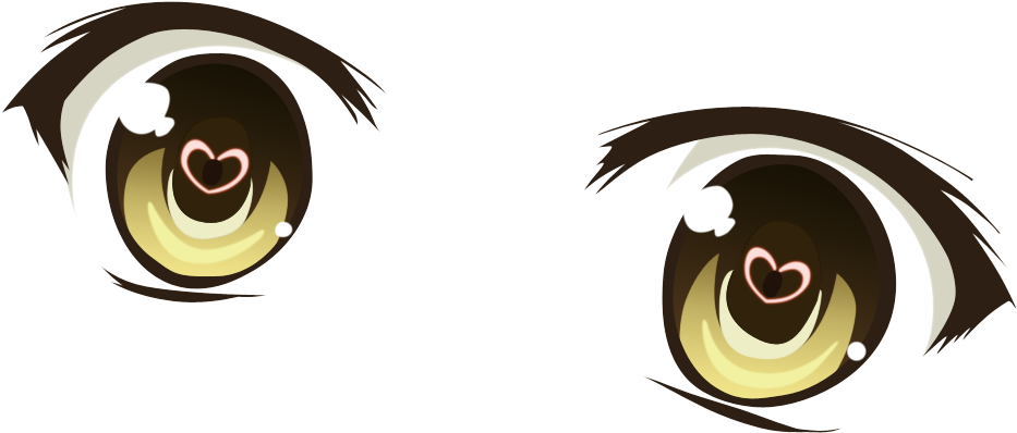Kaga Koko Eyes Brown Anime Eyes Transparent 1000x541 Anime Eyes Anime Dark Anime