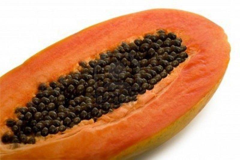 parásitos intestinales que parecen semillas