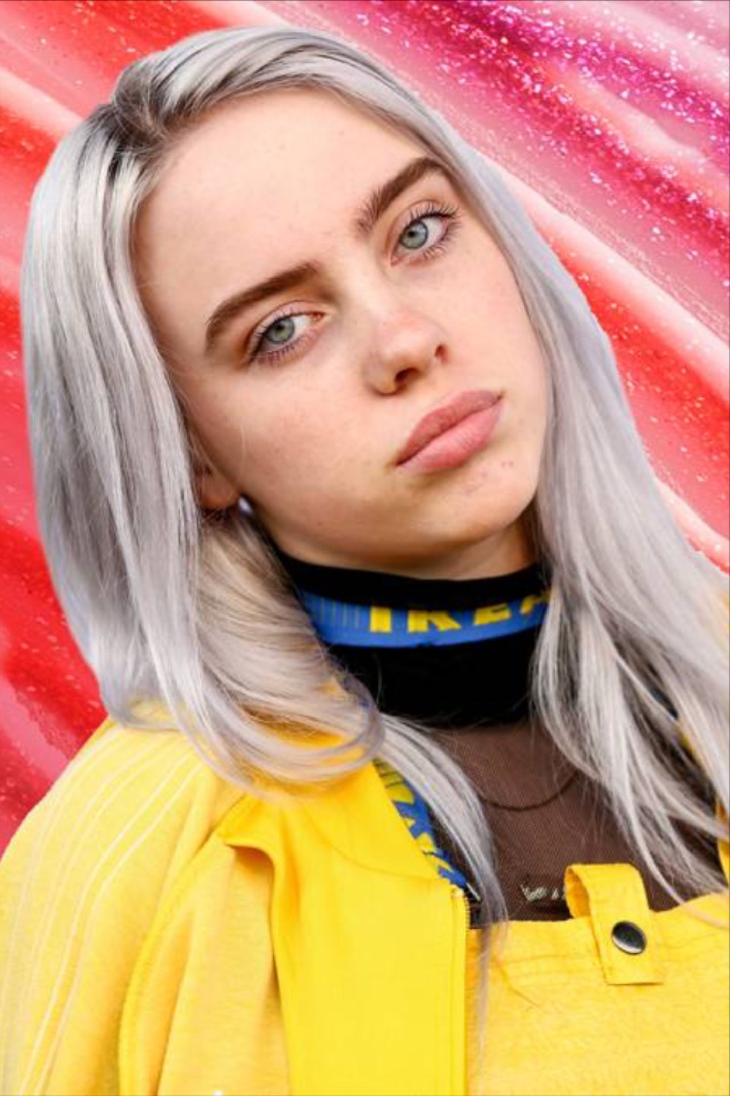 You Need To See Billie Eilish S Actual Gucci Nails At The Grammy