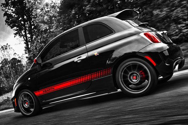 2012 Fiat 500 Abarth Con Precios Desde 22 000 Fiat 500