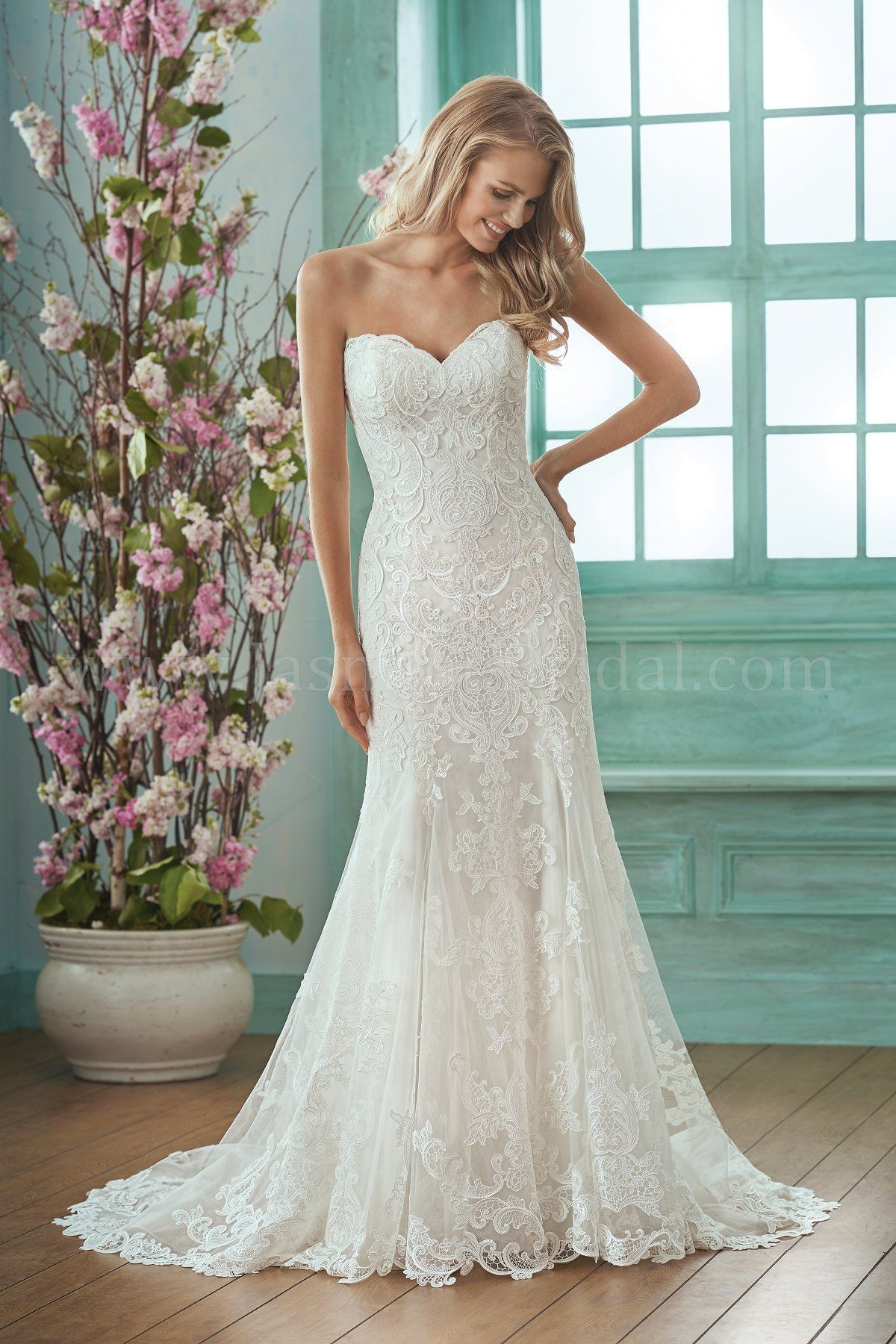 Jasmine bridal collection style f in ivoryivory