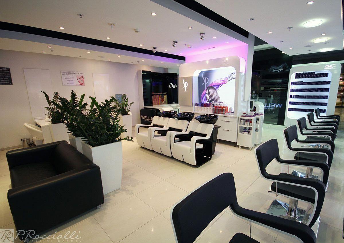 Pin By Amanda Probst On Luxury Beauty In 2020 Salon Design Salon Interior Design Hair Salon
