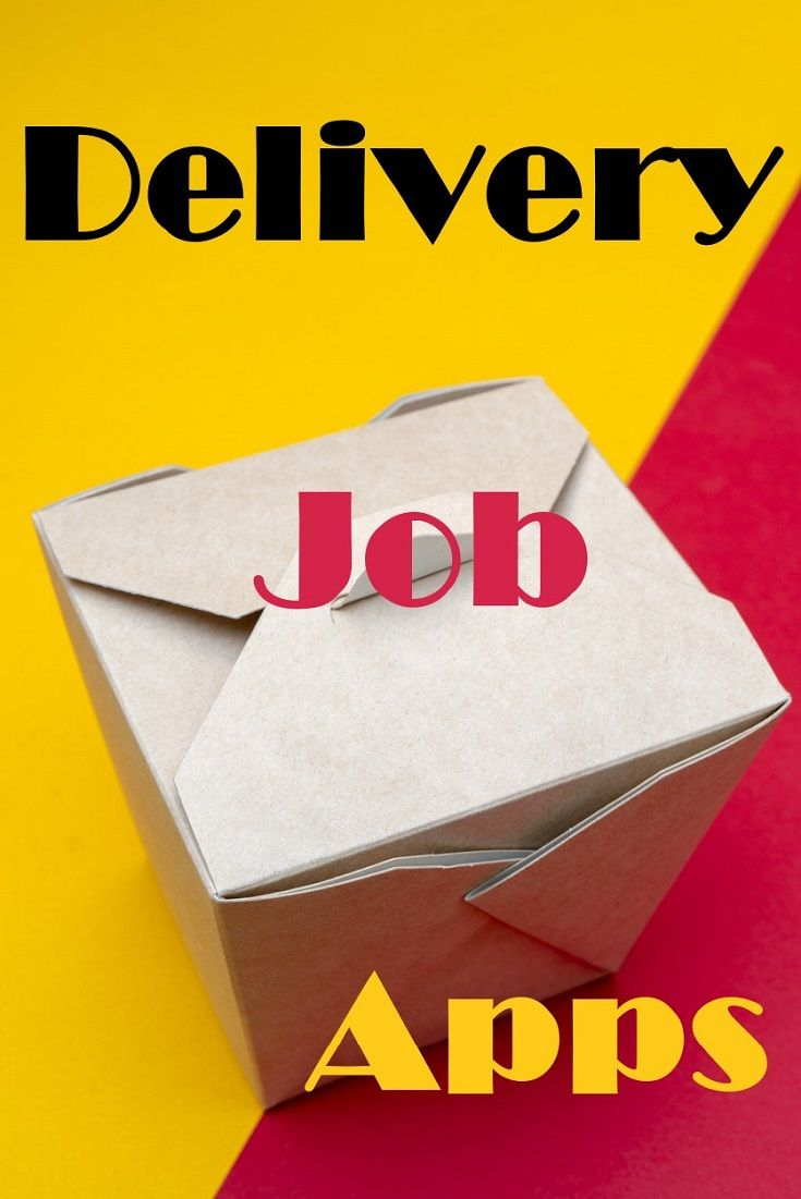 Top 5 Grocery & Food Delivery Job Apps!