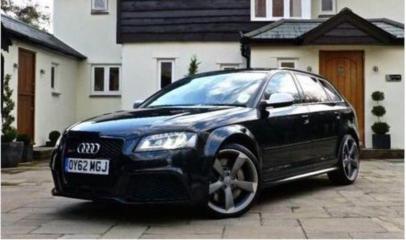 Trader fails to get high price for Prince Harry's former car