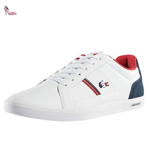 0cc02f01a898 Lacoste Homme Chaussures / Baskets Europa 317 SPM LT - Chaussures lacoste  (*Partner-