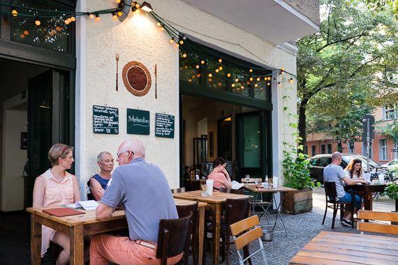 Restaurant Friedrichshain Van Loon Adres: Carl-Herz-Ufer 5 OV: U1 Prinzenstraße