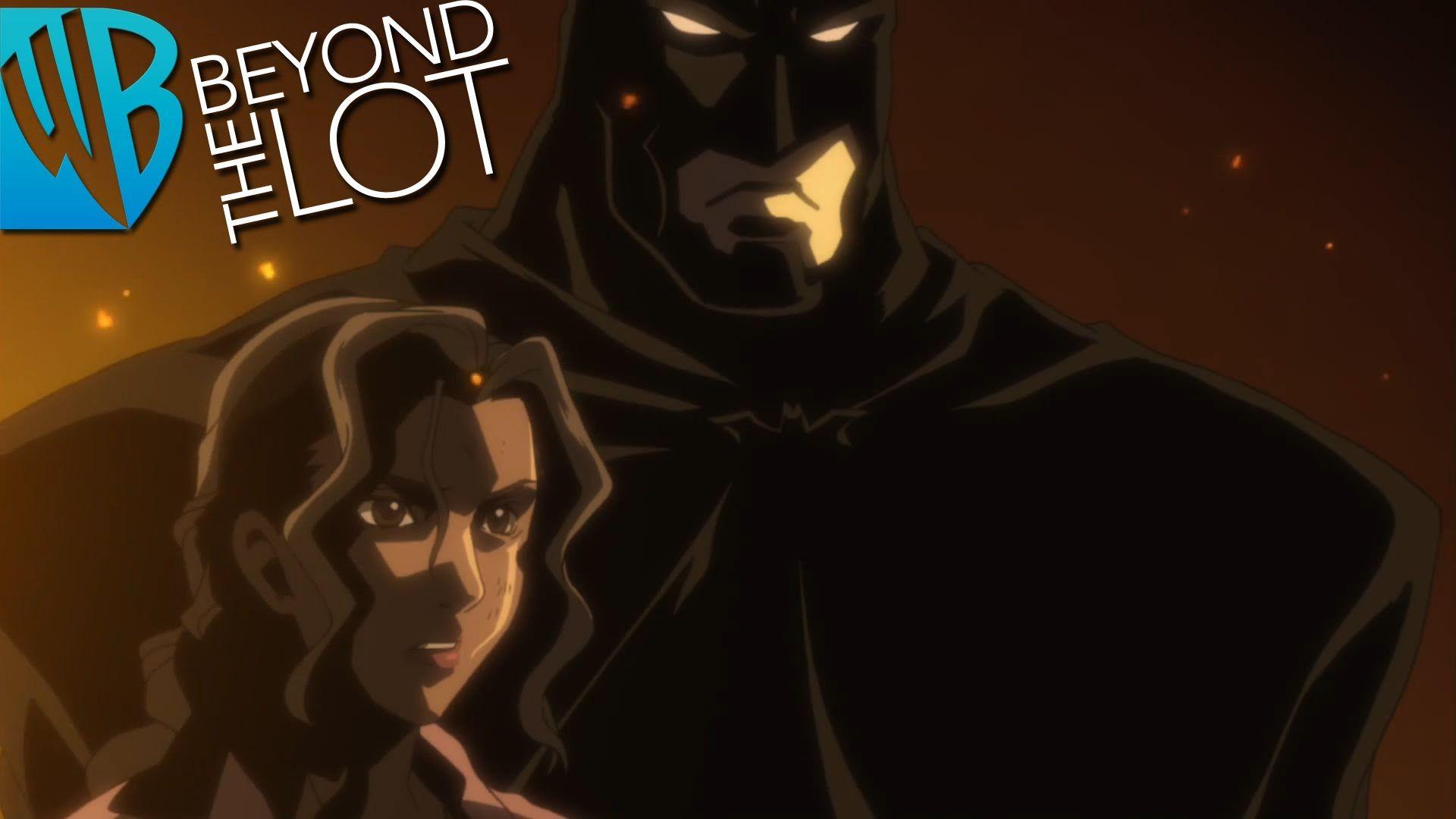 Batman: Gotham Knight Ep  2 - Crossfire   Dope Animation