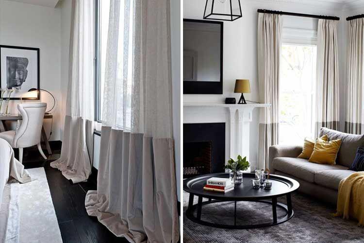 Tendencias en decoraci n de cortinas para estar a la ltima ideas en 2019 curtains - Decoracion cortinas dormitorio ...