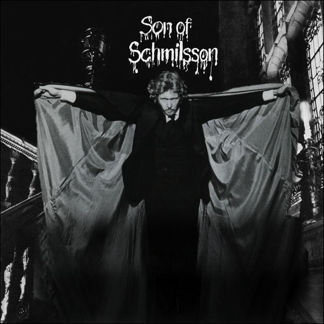 Son Of Schmilsson, Alt. Pose, Harry Nilsson