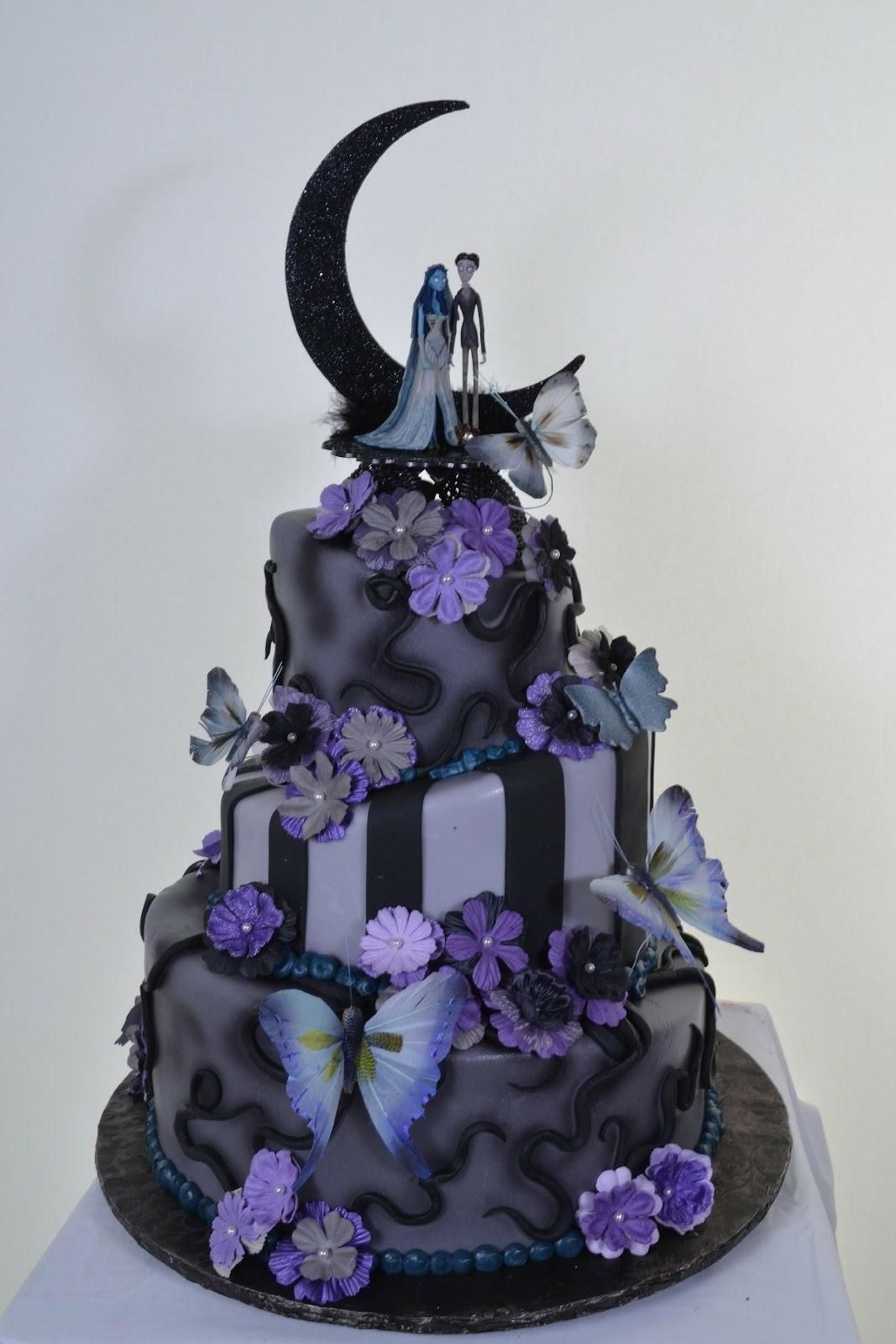 70 Unique Halloween Wedding Cakes Corpse Bride Wedding Corpse