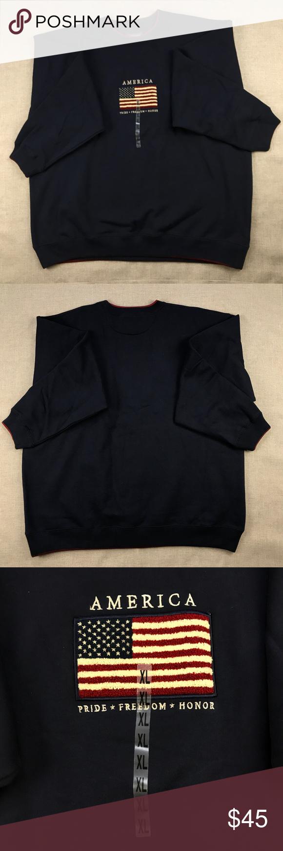 Croft Barrow Crew Neck Sweatshirt Crew Neck Sweatshirt Long Sleeve Tshirt Men Sweatshirts [ 1740 x 580 Pixel ]