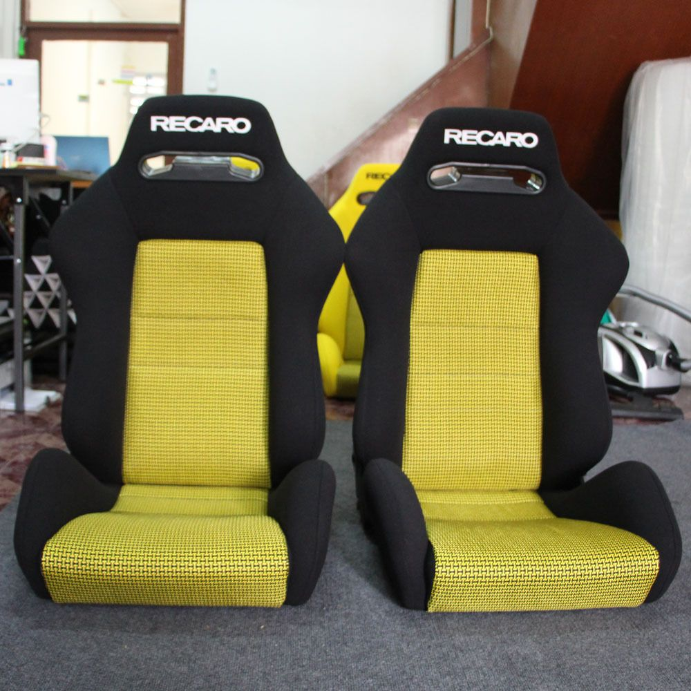 2 Jdm Recaro Sr3 Tomcat Seats Racing Porsche Eg Ek Auto Cars Best Buy 50 Of Recaro Recaro Seating Race Cars