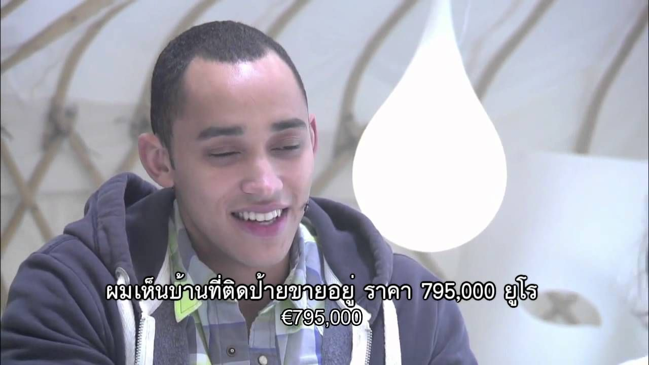 Good To Share - Amazing mind reader reveals his 'gift' [Sub-Thai], via YouTube.